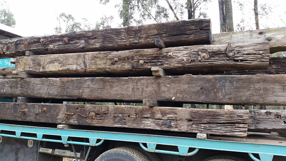 Recycled-Ironbark-Posts