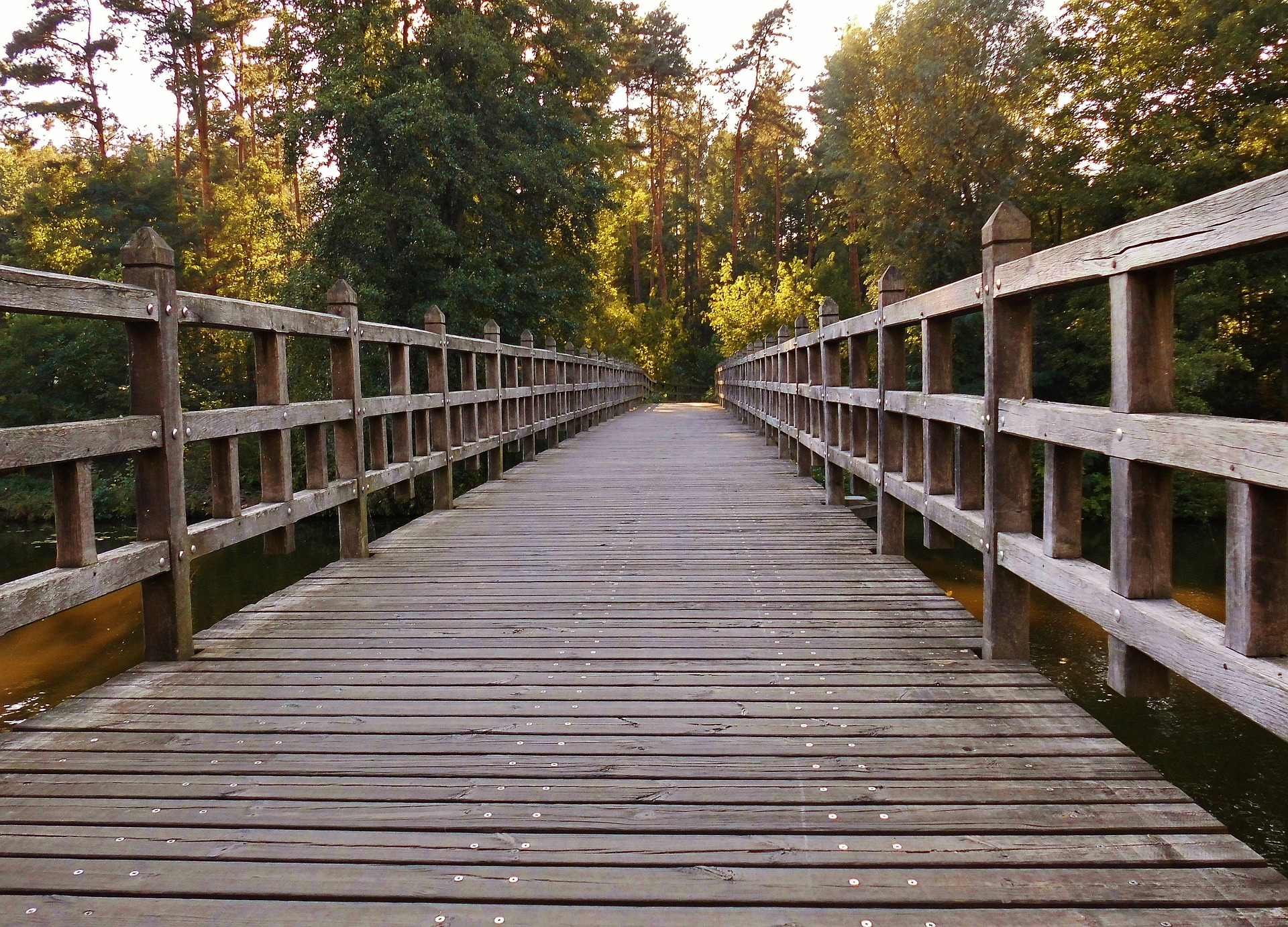 Wooden Bridge (2)